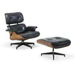 Charles Eames Lounge Chair Ikea Covers Borje And Ray Ottoman By Rago 1151472 Bidsquare