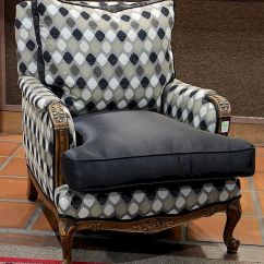 Art Deco Style Club Chairs Ikea Lillberg Chair Covers Upholstered By Clars Auction Gallery 251662 Bidsquare