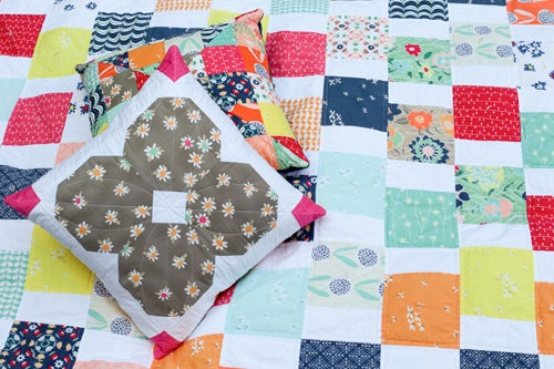 Offset Quilt Pdf Pattern Jeni Baker Patterns