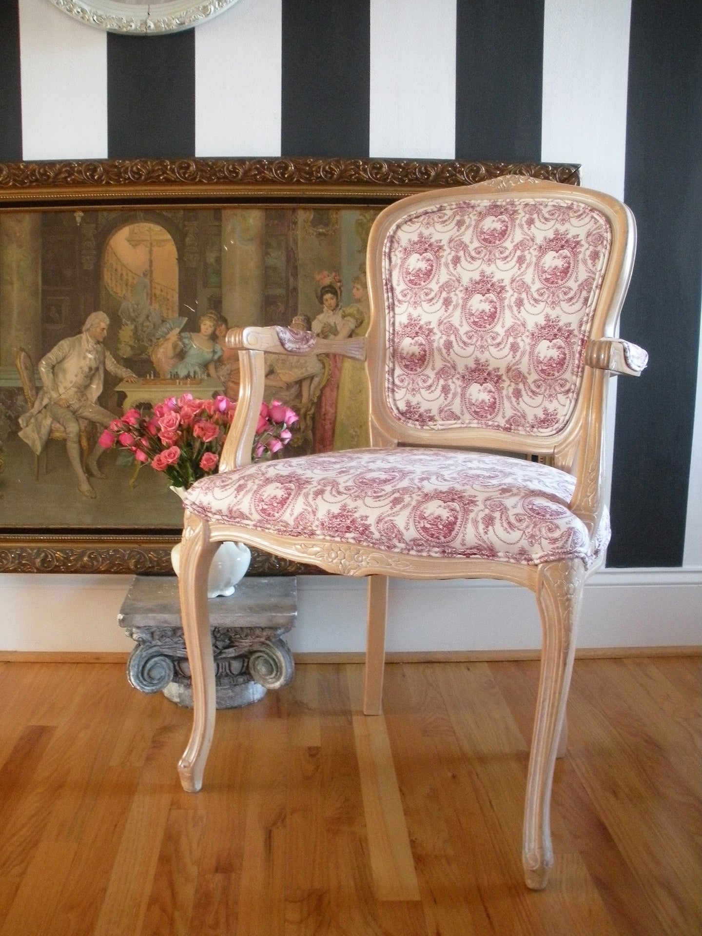 Toile Chair Boutique