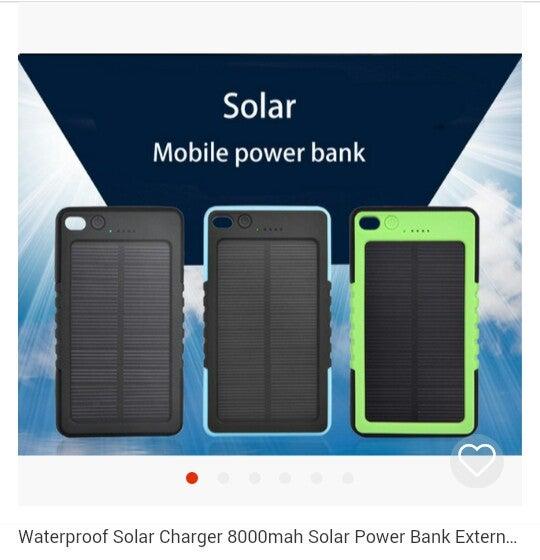 Solar Power Home