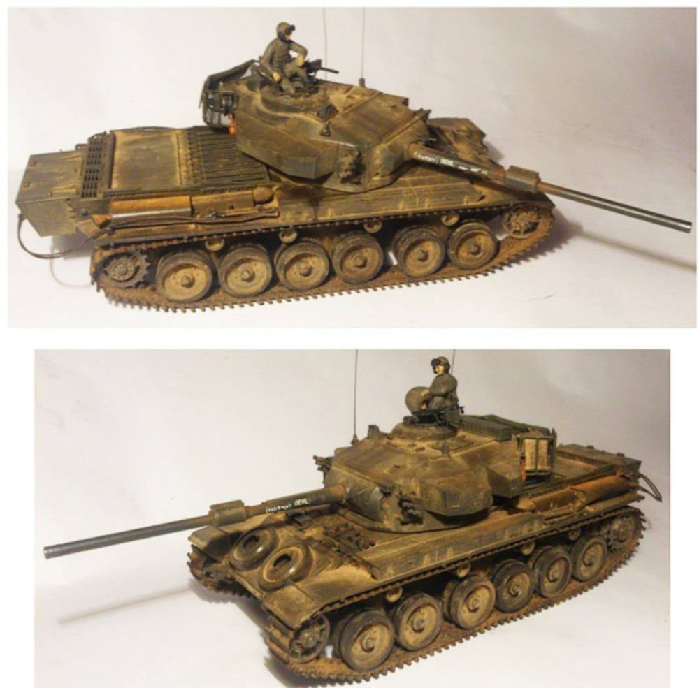 Centurion Tank Model Kit