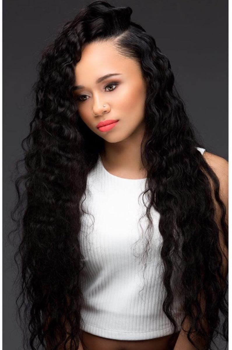 Raw Indian Exotic Deep Wavy Forever Young Extensions