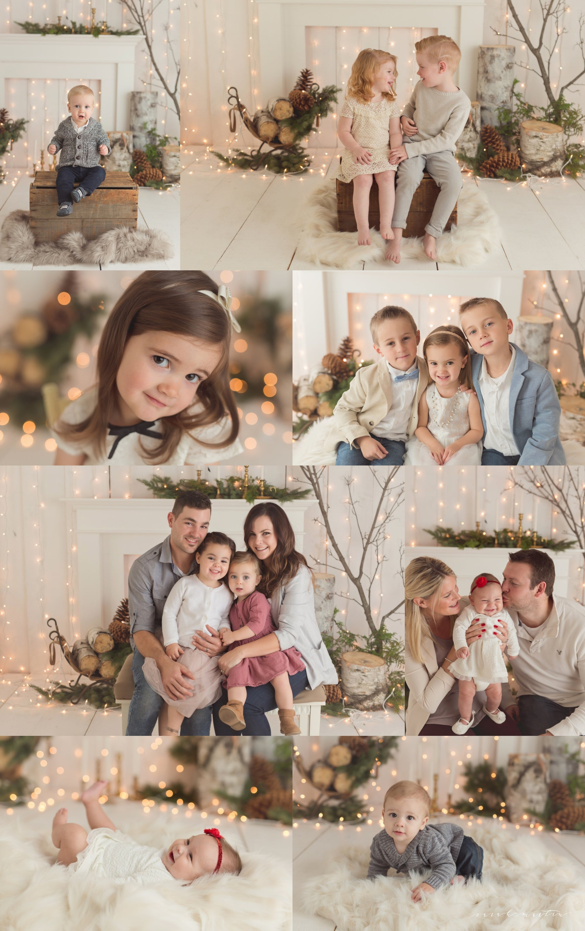 2017 Holiday Mini Sessions Retainer Sarah Martin