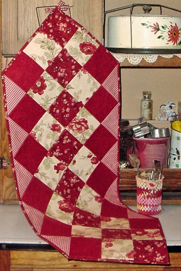Materials Needed Make Quilt