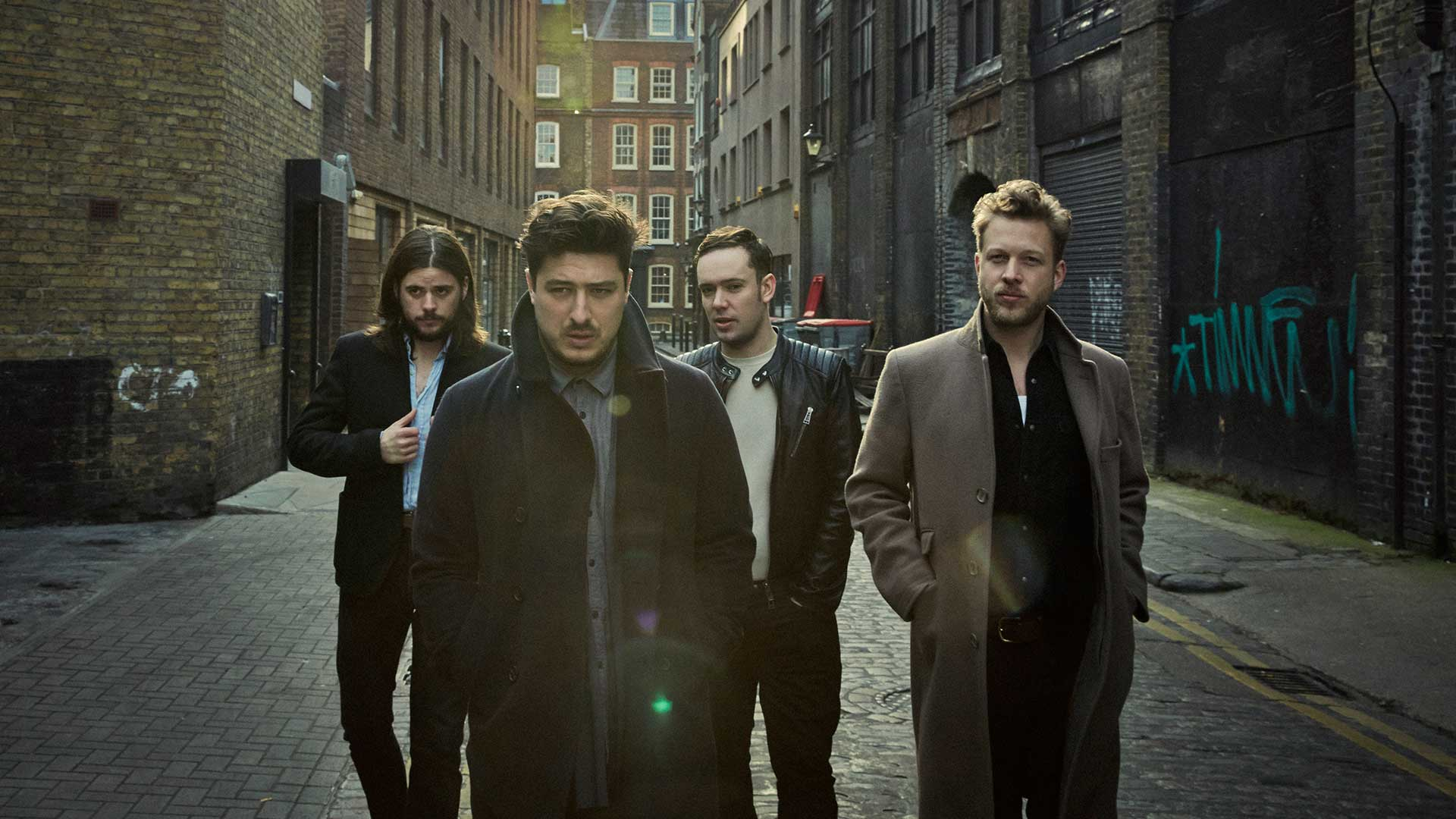 Mumford  Sons Were fans of faith not religion  The