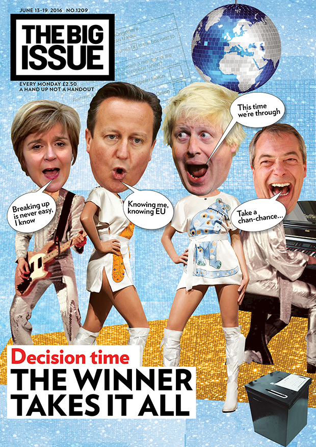 Decision time The winner takes it all  The Big Issue