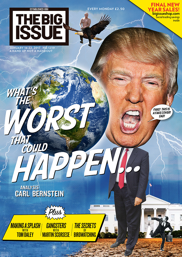 chair covers in india swivel mechanism donald trump: what's the worst that could happen? analysis by carl bernstein | big issue
