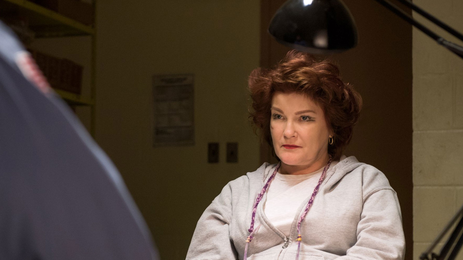 Kate Mulgrew The voice from Orange is the New Black reaches far and wide  The Big Issue