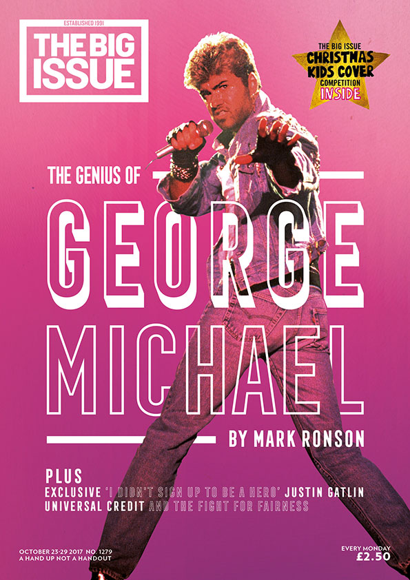 The genius of George Michael by Mark Ronson  The Big Issue