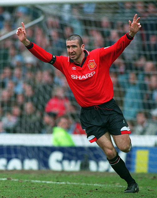 """On 27 november 1992, alex ferguson made what i consider to be his greatest ever signing when he paid leeds united £1.2 million for eric cantona. Eric Cantona: """"Alex Ferguson gives you that passion, that ..."""