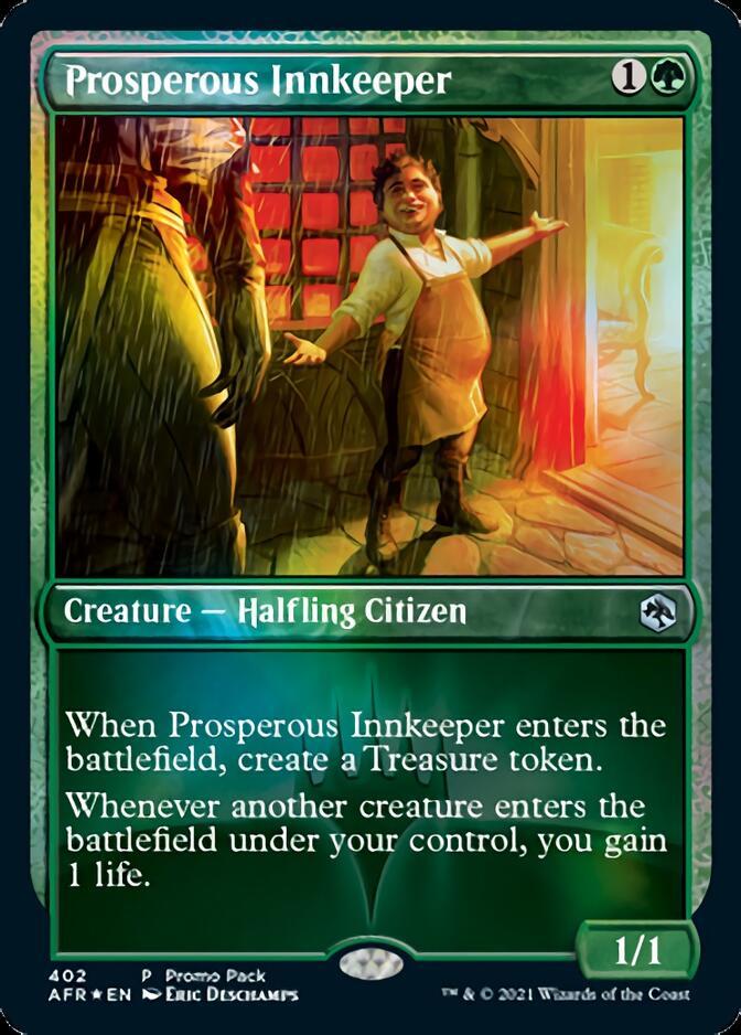 Prosperous Innkeeper (Promo Pack)