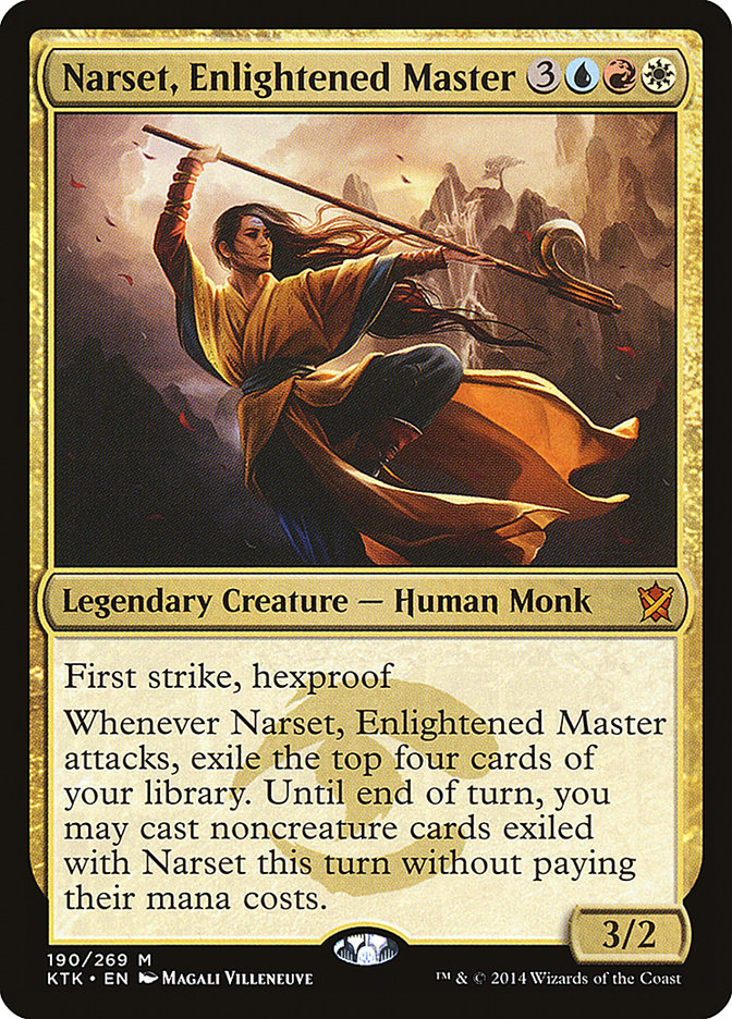 Narset, Enlightened Master