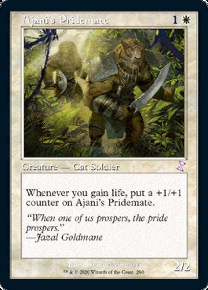 Ajani's Pridemate (Timeshifted)