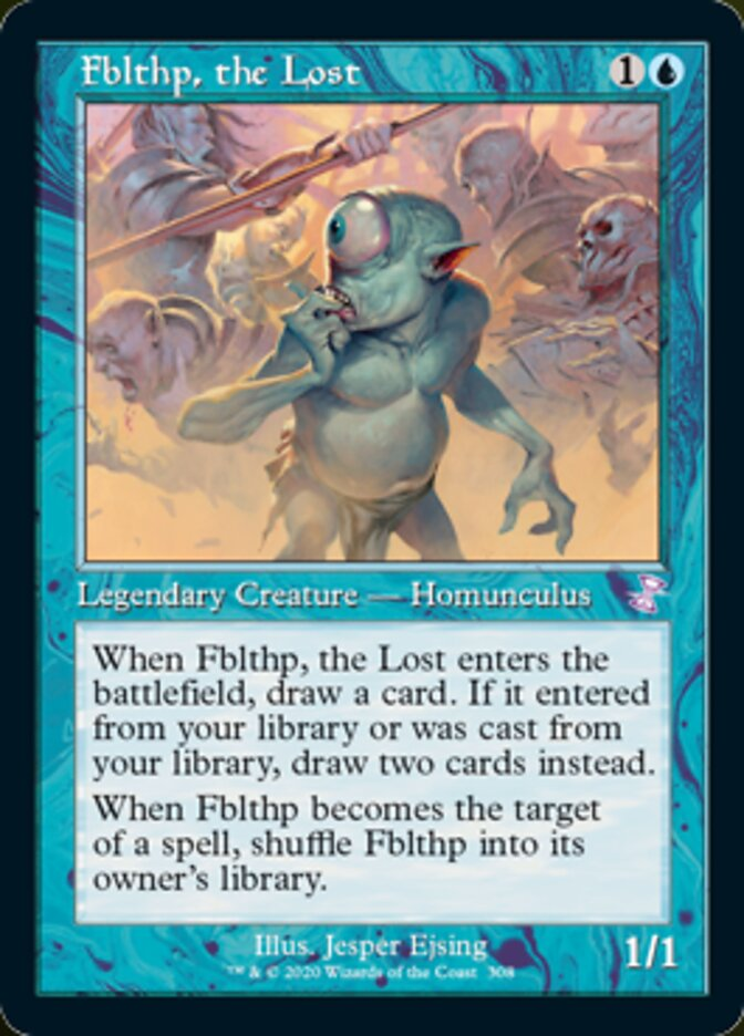 Fblthp, the Lost (Timeshifted)