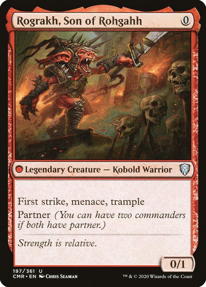 Rograkh, Son of Rohgahh