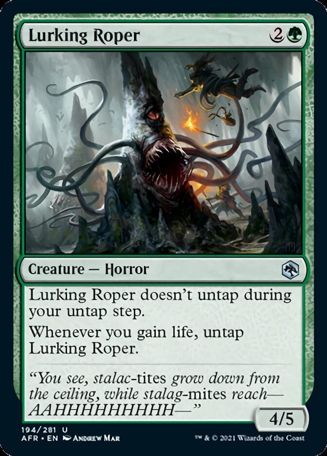 Lurking Roper