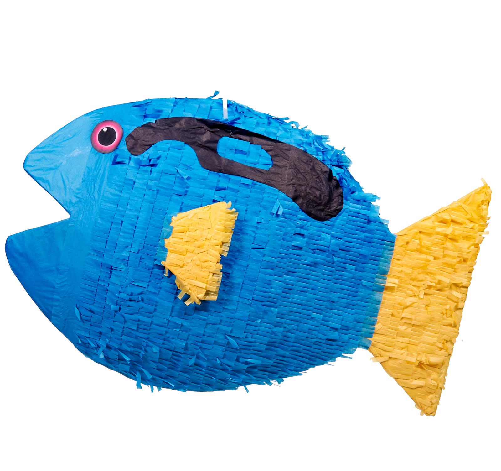 Blue Tang Fish Pinata