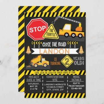 https birthdayinvitations4u com invites construction birthday invitations