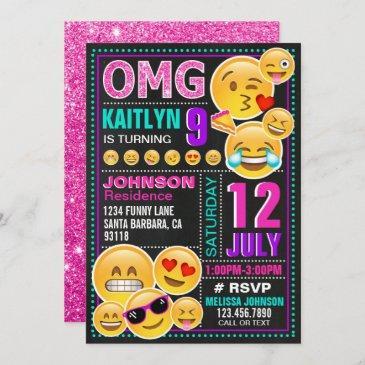 funny birthday invitations