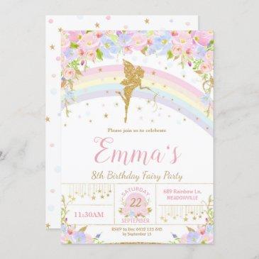 https birthdayinvitations4u com invites fairy birthday invitations