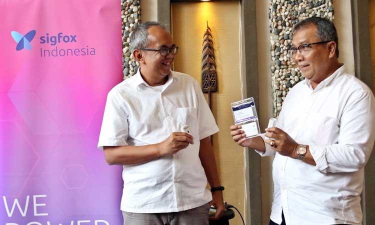 SIGFOX LUNCURKAN JARINGAN DI INDONESIA - Bisnis.com