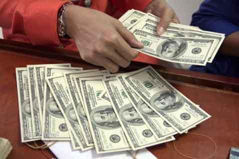 DOLAR AS vs MATA UANG ASIA: Won Paling Tertekan. Rupiah Melemah ke Rp11.530/US$ - Market Bisnis.com