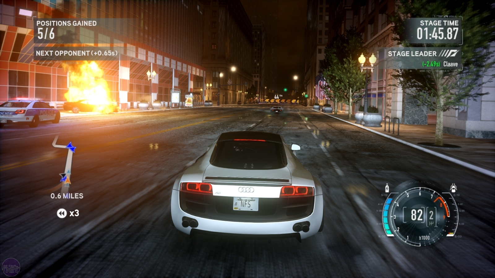 Nfs Most Wanted 2012 Cars Wallpapers Need For Speed The Run Review Bit Tech Net