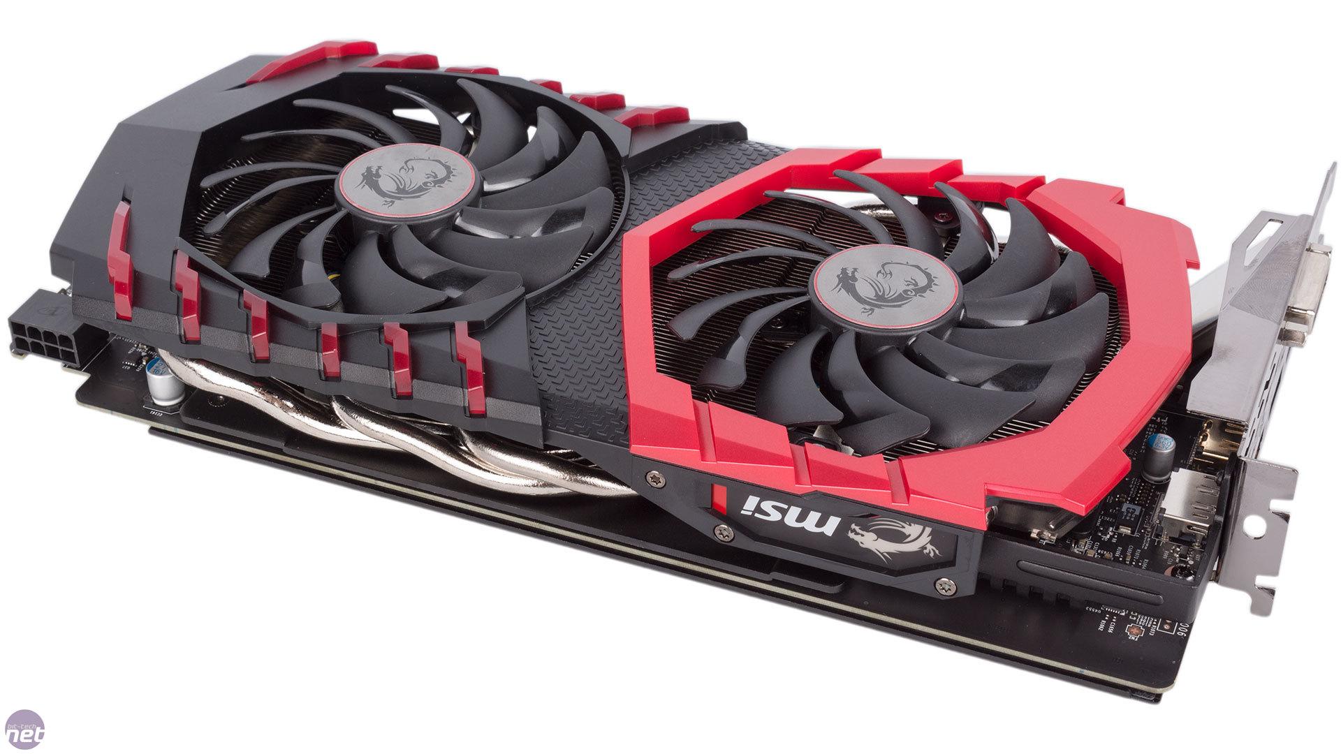 MSI GeForce GTX 1060 Gaming X 6G Review   bit-tech.net
