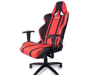 back support office chairs uk fishing chair with pole holder rally car seat specialist turns to gaming | bit-tech.net