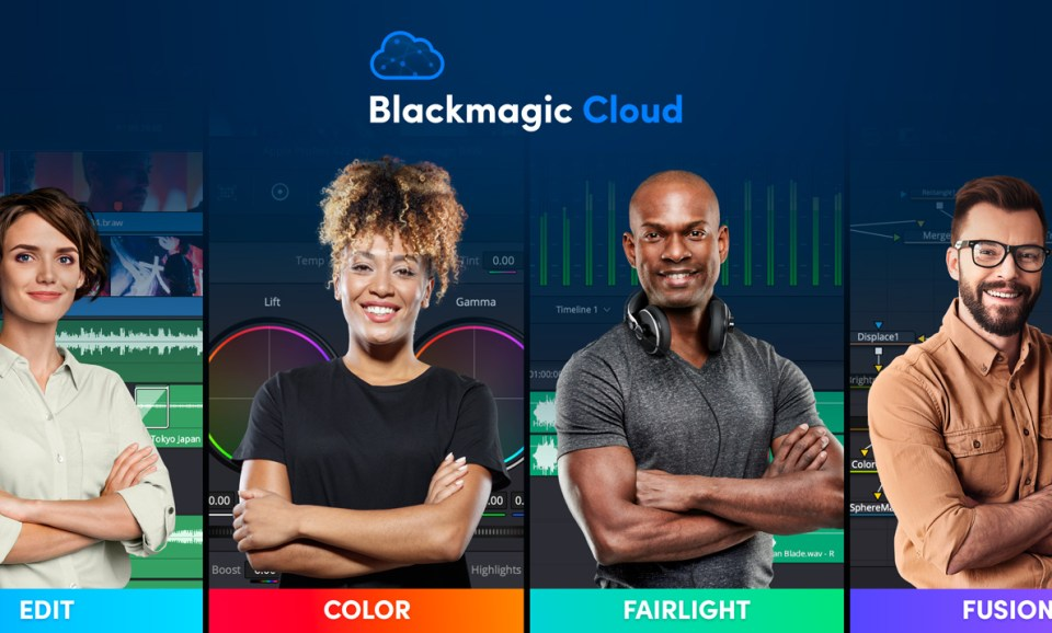 DaVinciResolve 17 - Professional Editing, Color, Effects and Audio Post!