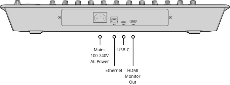Fairlight Desktop Console