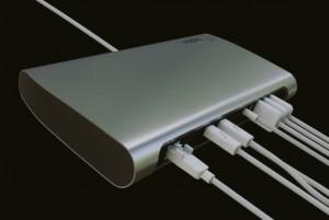 Thunderbolt unifica diversos dispositivos através de um único cabo