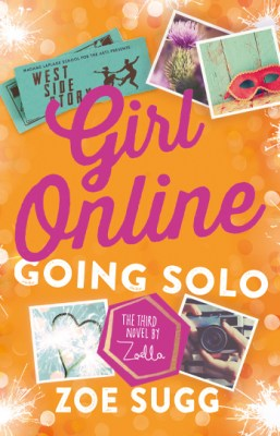 Image result for girl online going solo cover