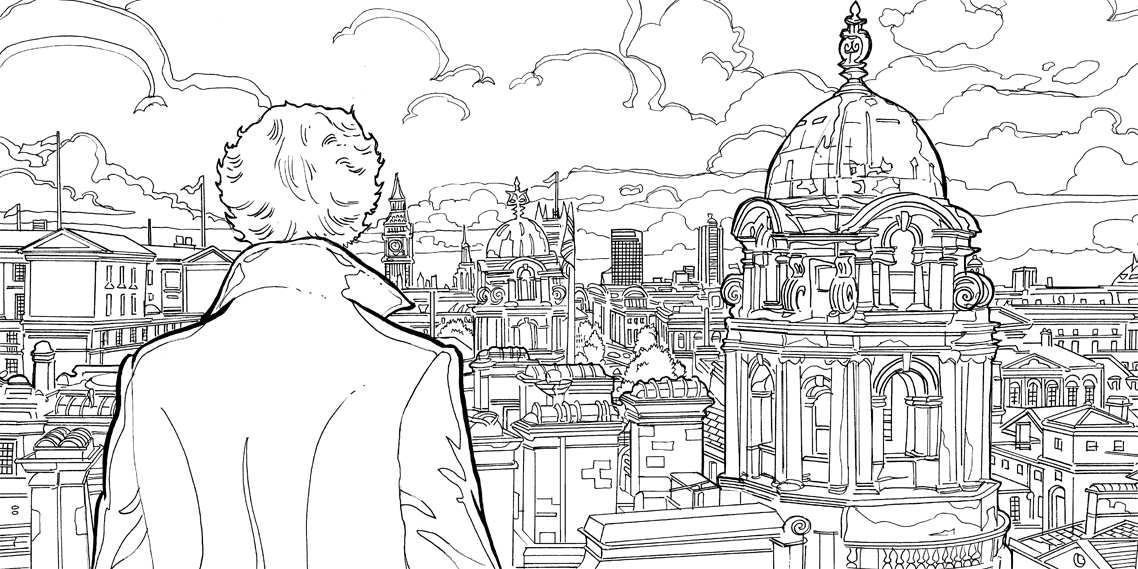 Sherlock The Mind Palace Free Colouring Downloads