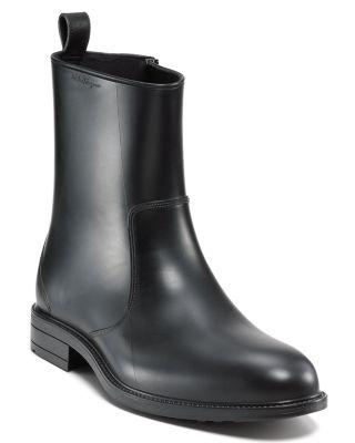 Salvatore Ferragamo Baltimora Rain Boots Bloomingdale'