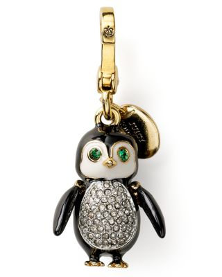 Juicy Couture Penguin Charm Bloomingdale'