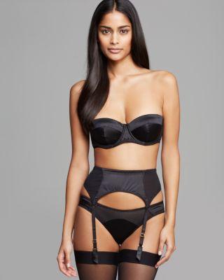 LAgent By Agent Provocateur Strapless Bra Bikini Amp More