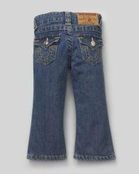 "True Religion Infants' ""Baby Billy"" Cotton Jeans in Light ..."