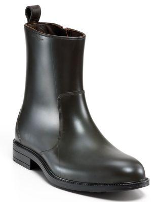 Salvatore Ferragamo Baltimora Rain Boots