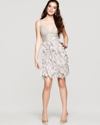 Sue Wong Dress Caparros Evening Pumps & Bloomingdale'