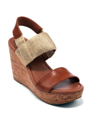 Lucky Brand Platform Wedge Sandals - Molina Bloomingdale'