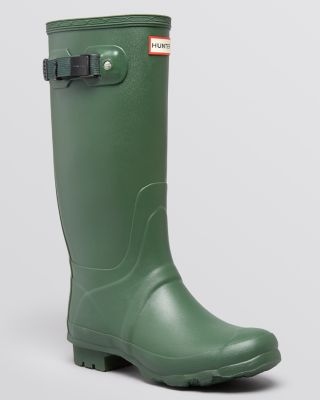 Hunter Rain Boots - Huntress Extended Calf Bloomingdale'