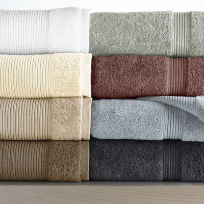 CK premium organic bath towels.