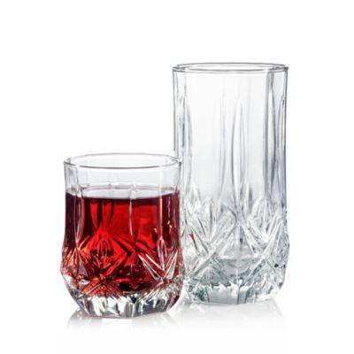Luminarc Brighton 16-piece Glassware Set Bloomingdale'