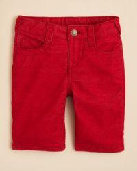 True Religion Boys' Geno Corduroy Shorts - Sizes 2T-4T ...