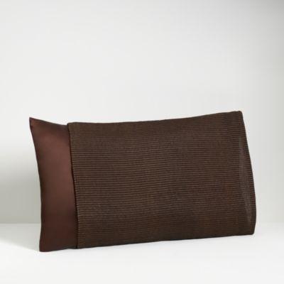 """Calvin Klein Home """"acacia"""" Mink Decorative Pillow 15"""" X"""