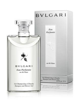 BVLGARI Eau Parfumée Au Thé Blanc Shampoo & Shower Gel | Bloomingdale's