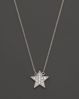 Dana Rebecca Design Diamond Julianne Himiko Star Necklace