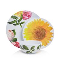 kate spade Patio Floral Melamine Dinnerware Collection ...